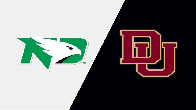 North Dakota vs. Denver (Quarterfinal #4) (Summit League Women's Basketball Championship)