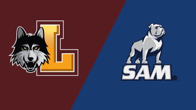 Loyola-Chicago vs. Samford (W Volleyball)