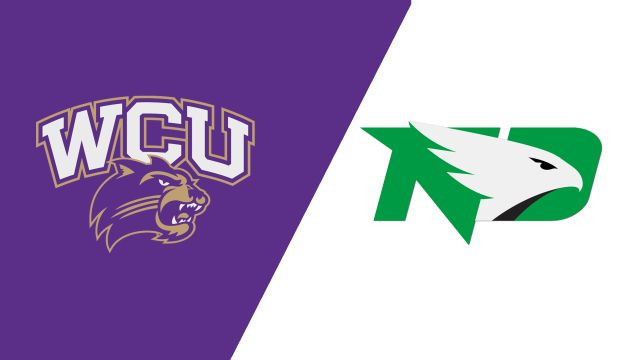 Western Carolina vs. North Dakota (W Volleyball)