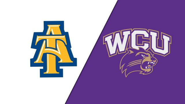 North Carolina A&T vs. Western Carolina (W Basketball)
