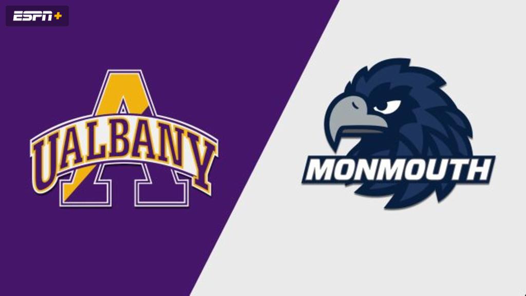 Albany vs. Monmouth (Football)