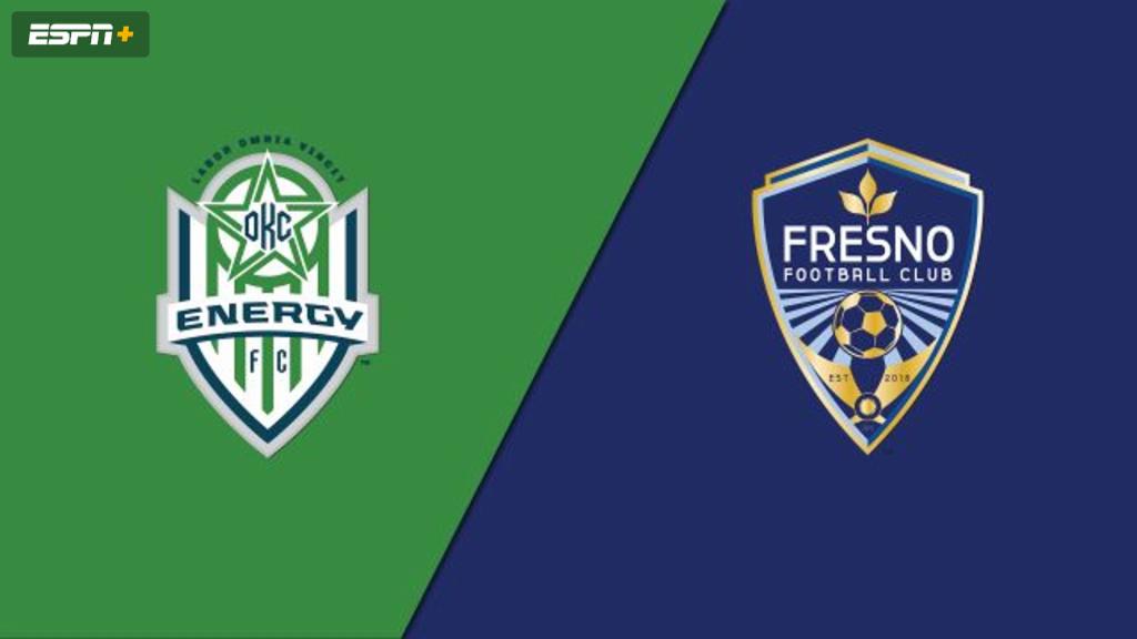 OKC Energy FC vs. Fresno FC (USL Championship)