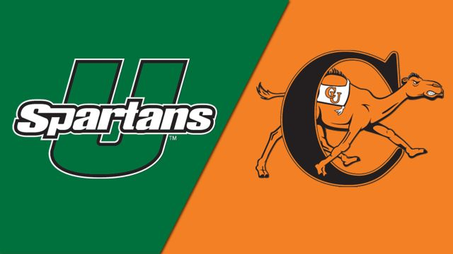 USC Upstate vs. Campbell (M Basketball)