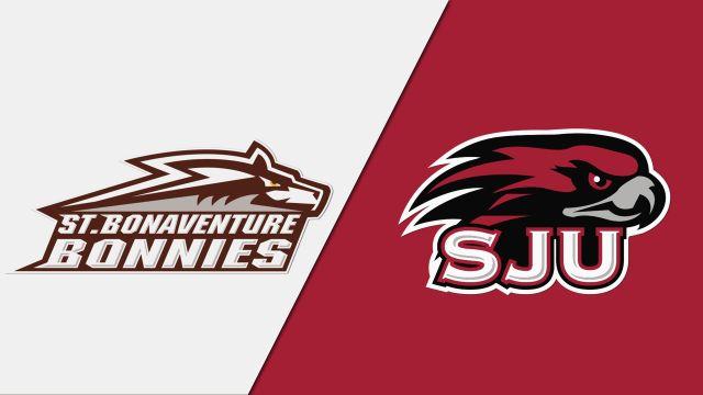 St. Bonaventure vs. Saint Joseph's (W Basketball)