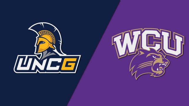 UNC Greensboro vs. Western Carolina (W Volleyball)
