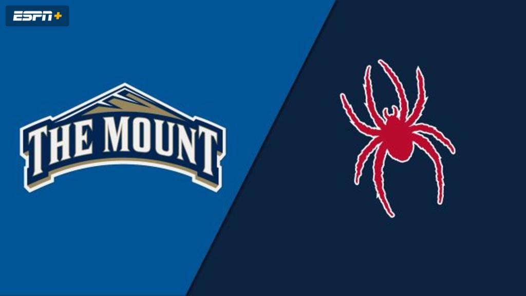 Mount St. Mary's vs. #15 Richmond (M Lacrosse)
