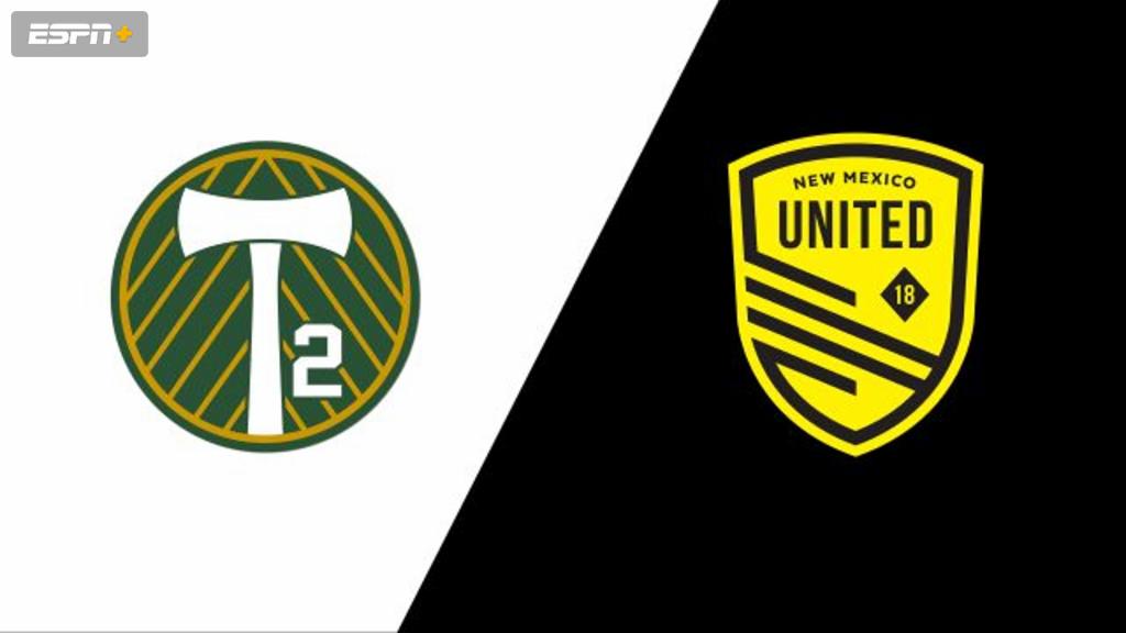 Portland Timbers 2 vs. New Mexico United (USL Championship)