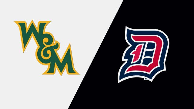 William & Mary vs. Duquesne (M Basketball)