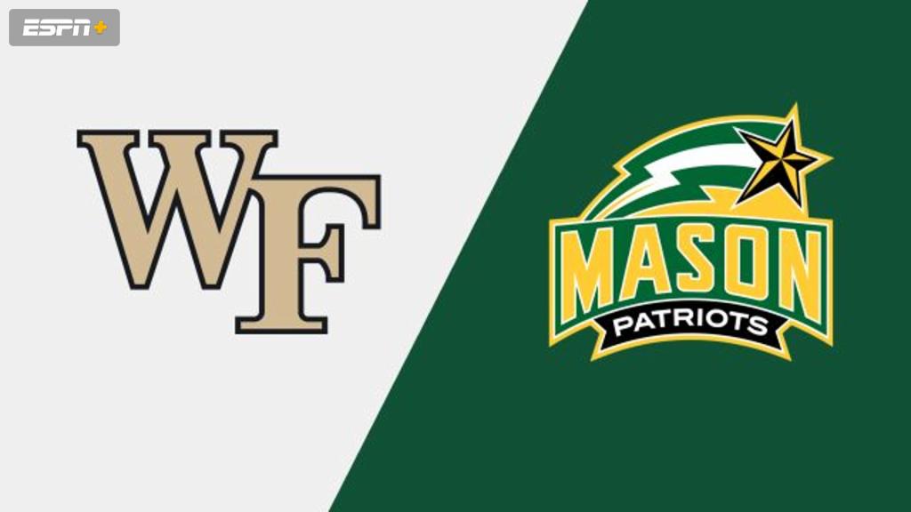 Wake Forest vs. George Mason (W Volleyball)