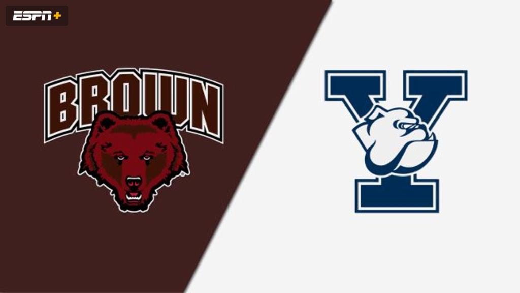 Brown vs. #5 Yale (M Lacrosse)