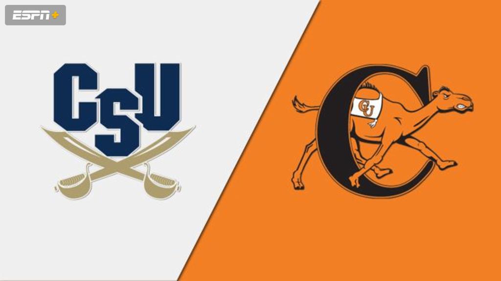 Charleston Southern vs. Campbell (Game 8) (Baseball)