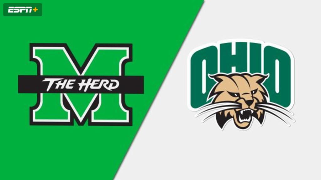 Marshall vs. Ohio (M Basketball)