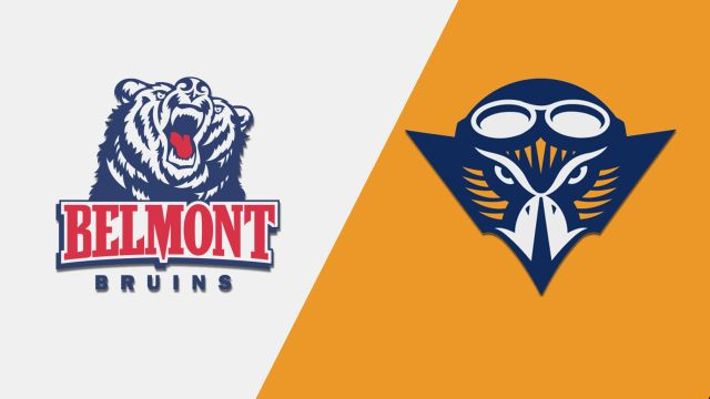 Belmont vs. UT Martin (W Basketball)