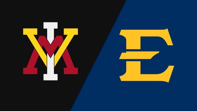 VMI vs. East Tennessee State (M Basketball)