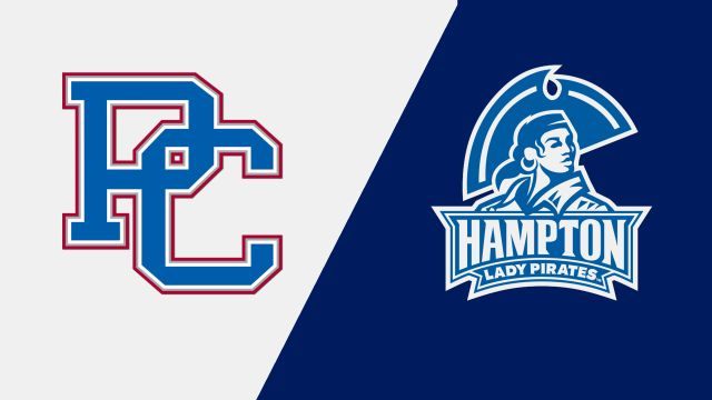 Presbyterian vs. Hampton (W Volleyball)