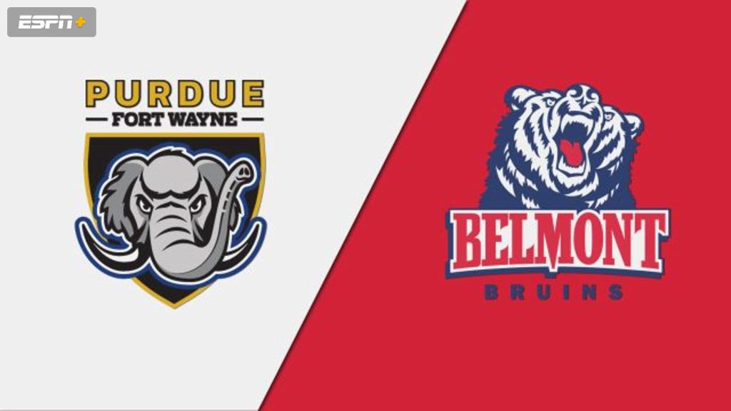 Fort Wayne vs. Belmont (Softball)