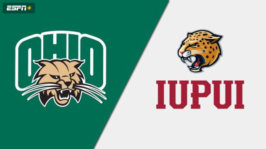Ohio vs. IUPUI (W Basketball)