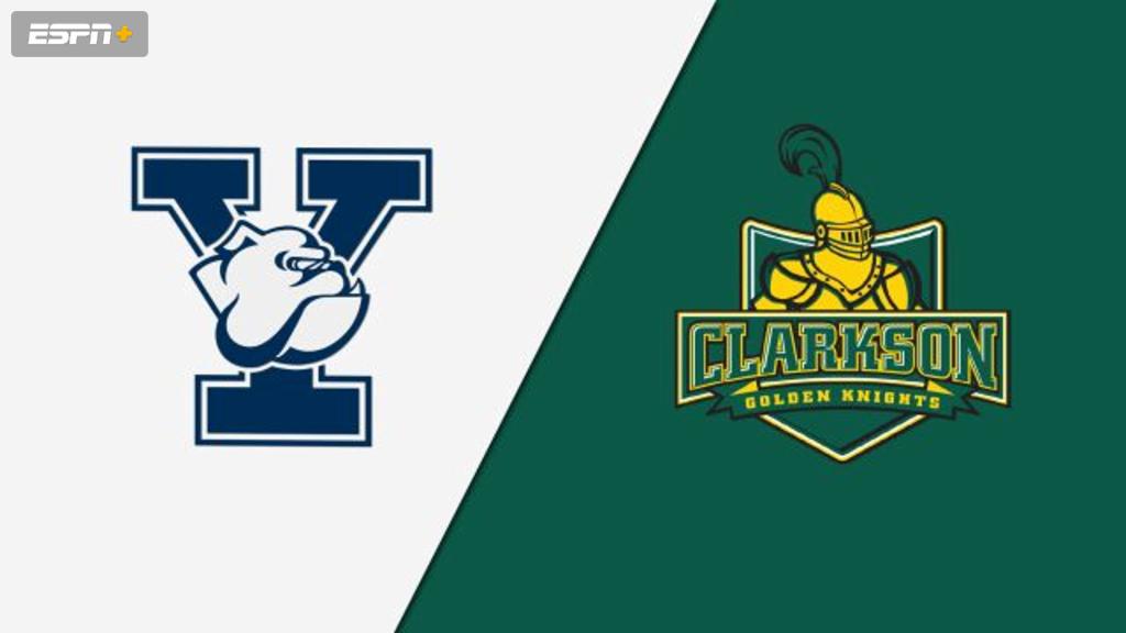 Yale vs. Clarkson (M Hockey)