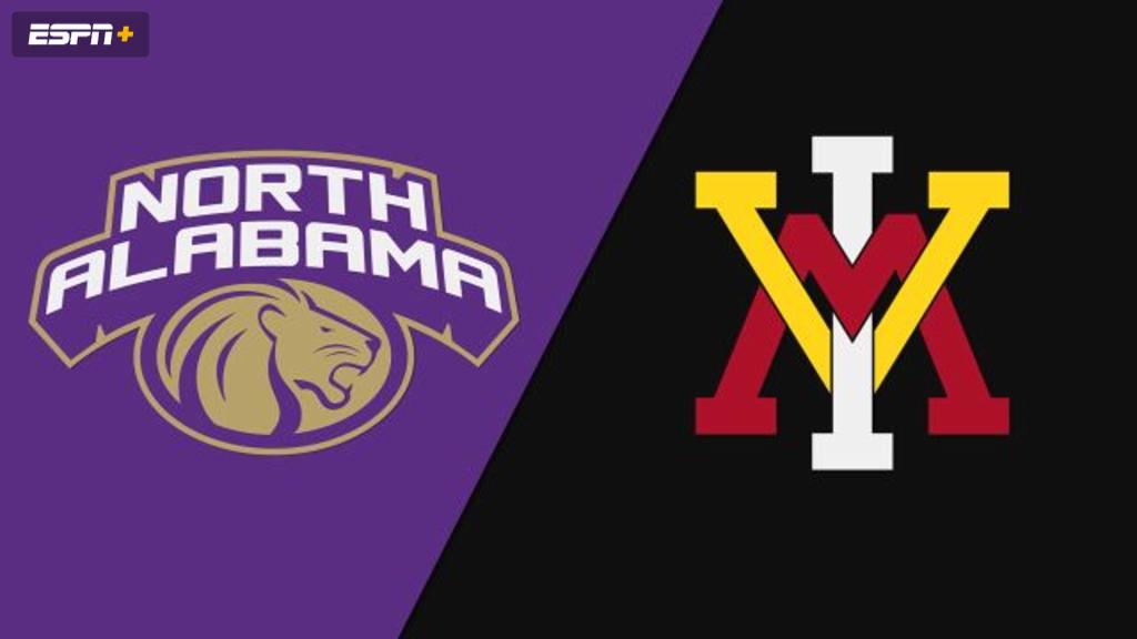 North Alabama vs. VMI (M Basketball)