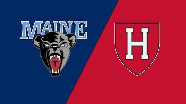 Maine vs. Harvard (W Hockey)