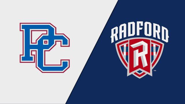 Presbyterian vs. Radford (Semifinal) (Big South Men's Soccer Championship)