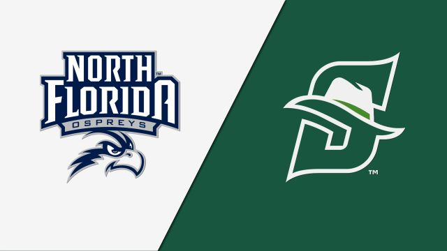 Stetson vs. North Florida (First Round) (M Soccer)