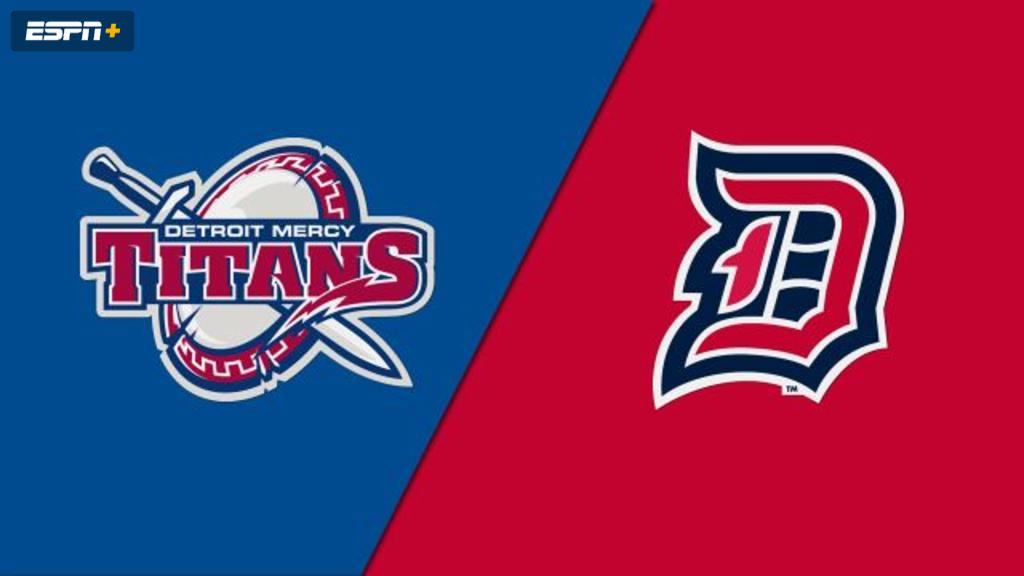 Detroit Mercy vs. Duquesne (W Lacrosse)