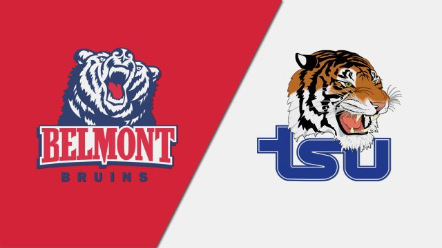 Belmont vs. Tennessee State (W Basketball)