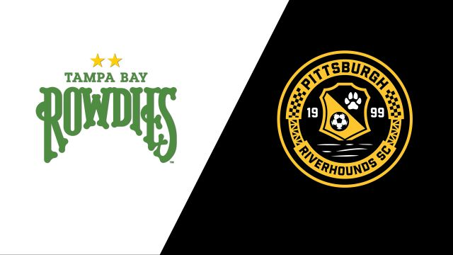Tampa Bay Rowdies vs. Pittsburgh Riverhounds SC (United Soccer League)