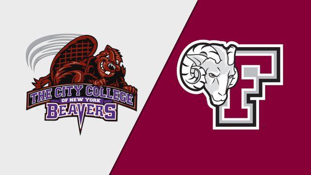 City College of New York vs. Fordham (M Basketball)