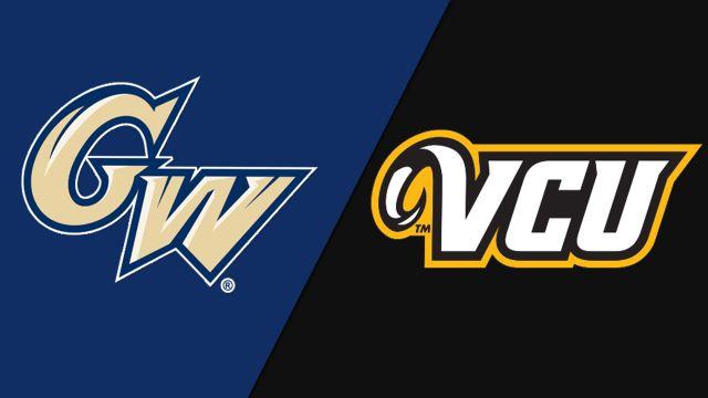 George Washington vs. VCU (Quarterfinal) (Atlantic 10 Women's Soccer Tournament)