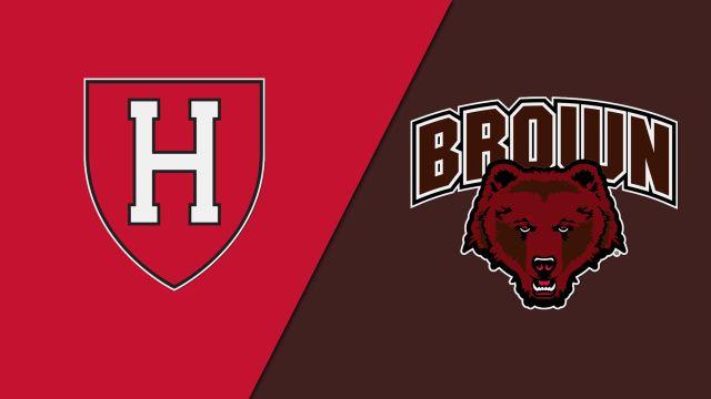 Harvard vs. Brown (W Soccer)