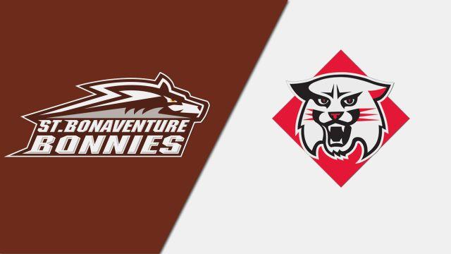 St. Bonaventure vs. Davidson (W Basketball)