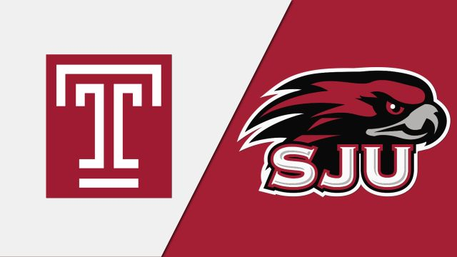 Temple vs. Saint Joseph's (W Basketball)