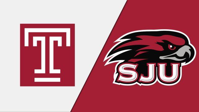 Temple vs. Saint Joseph's (W Basketball)