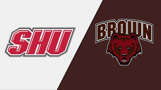 Sacred Heart vs. Brown (W Lacrosse)