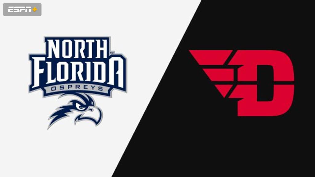 North Florida vs. Dayton (M Basketball)