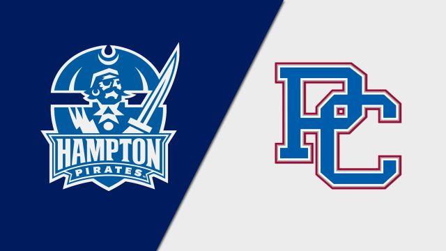 Hampton vs. Presbyterian (Football)
