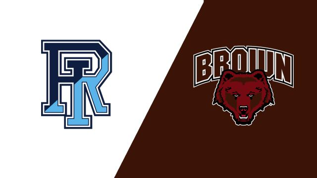 Rhode Island vs. Brown (W Soccer)