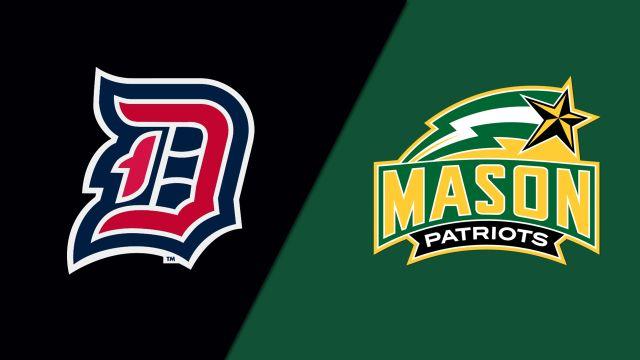 Duquesne vs. George Mason (M Soccer)