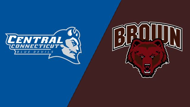 Central Connecticut vs. Brown (W Basketball)