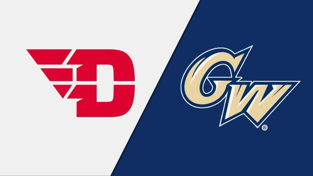 Dayton vs. George Washington (M Basketball)