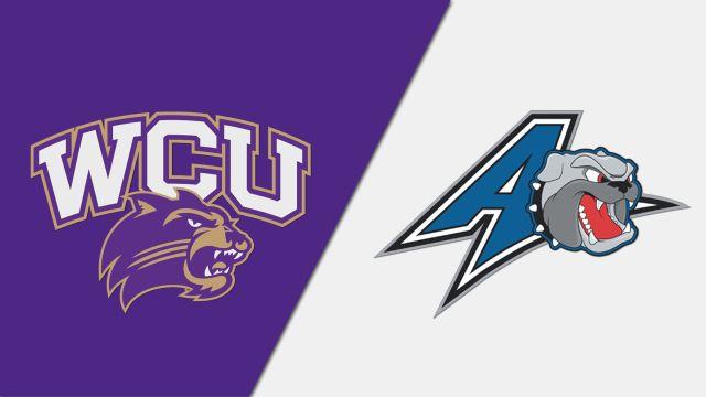 Western Carolina vs. UNC Asheville (M Basketball)