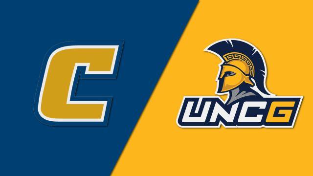 Chattanooga vs. UNC Greensboro (W Volleyball)