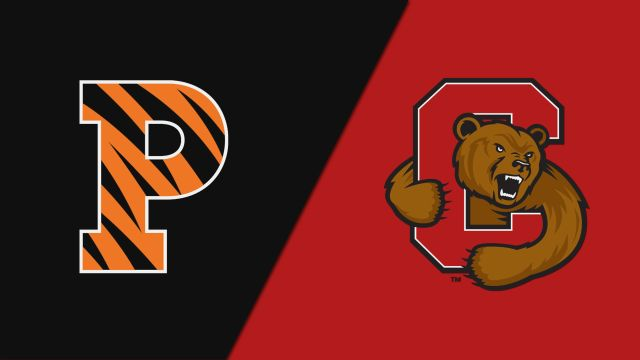 #5 Princeton vs. #4 Cornell (W Hockey)