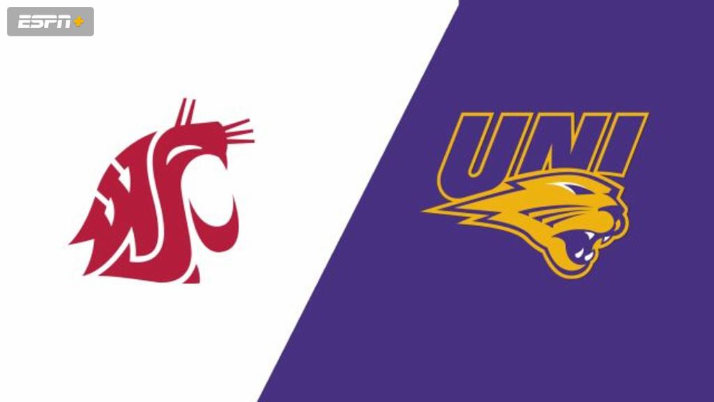 Washington State vs. Northern Iowa (W Volleyball)