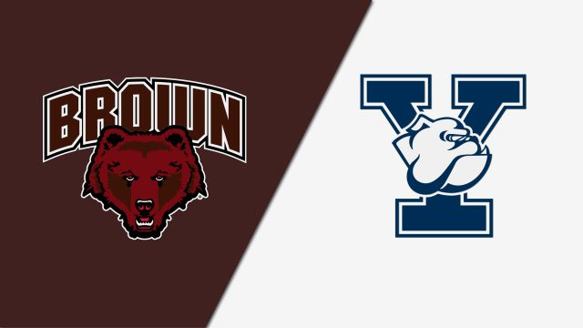 Brown vs. Yale (M Hockey)
