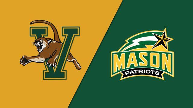 Vermont vs. George Mason (M Basketball)