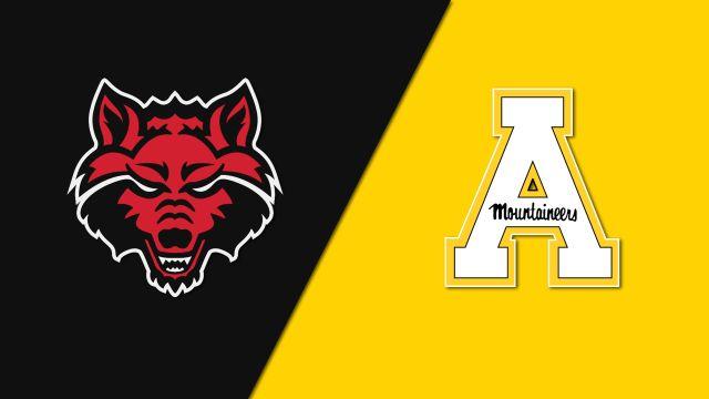 Arkansas State vs. Appalachian State (W Volleyball)