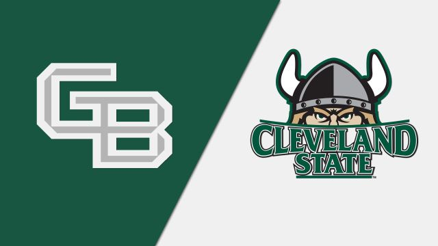 Green Bay vs. Cleveland State (W Basketball)